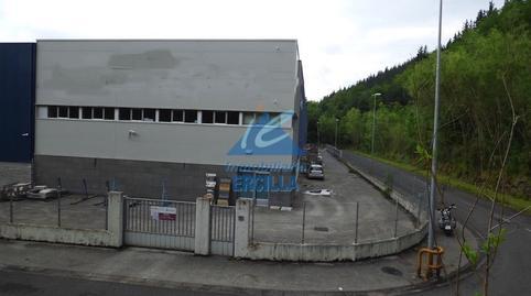 Foto 2 de Nave industrial en venta en Barrio Bildosola Artea, Bizkaia