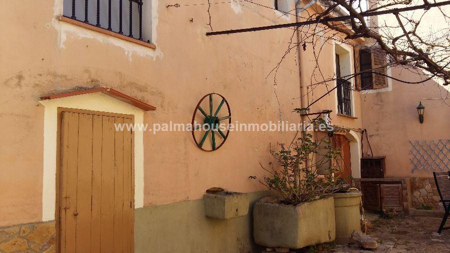 Casa  Santa margalida - santa margarita. Caserio con gran patio!!!!!!