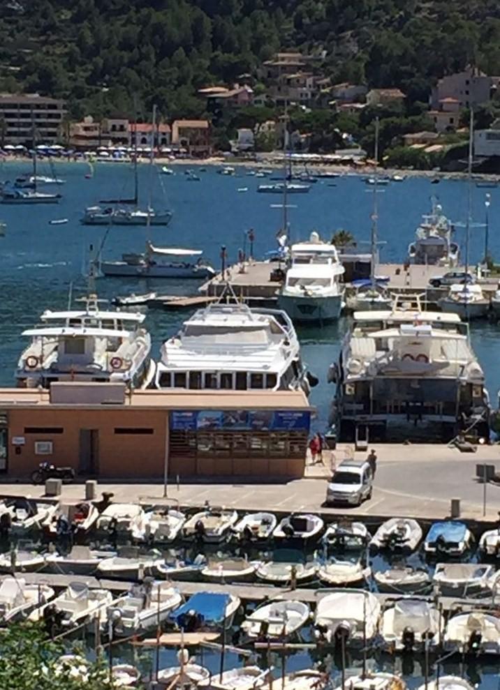 Flat  Soller - puerto soller. Edificioen puerto de soller