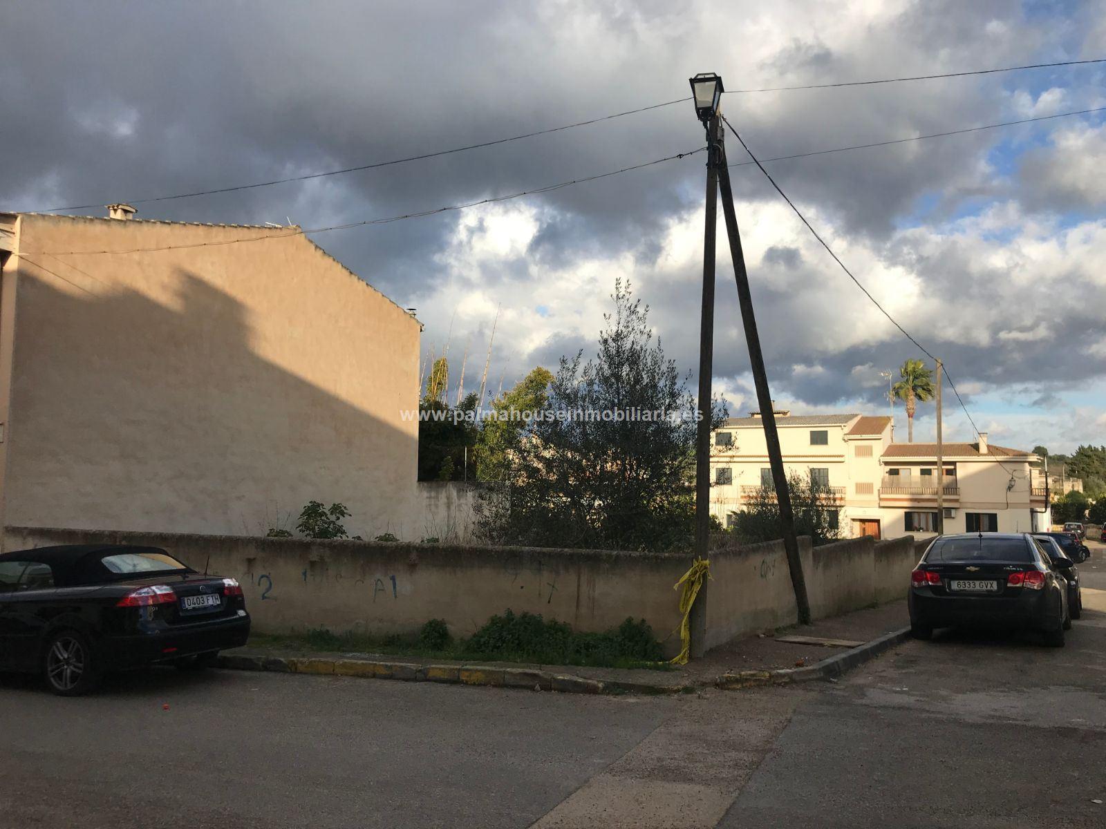 Solar urbano  Santa margalida - santa margarita. Gran solar urbano!!!