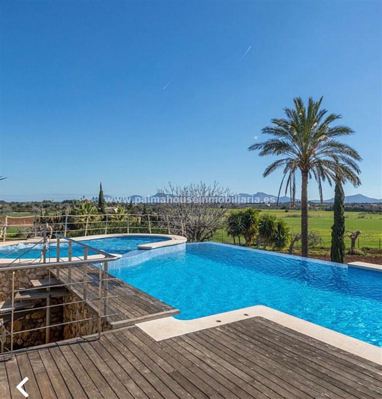 Casa  Santa margalida - can picafort. Villa moderna con licencia vacaional!!!