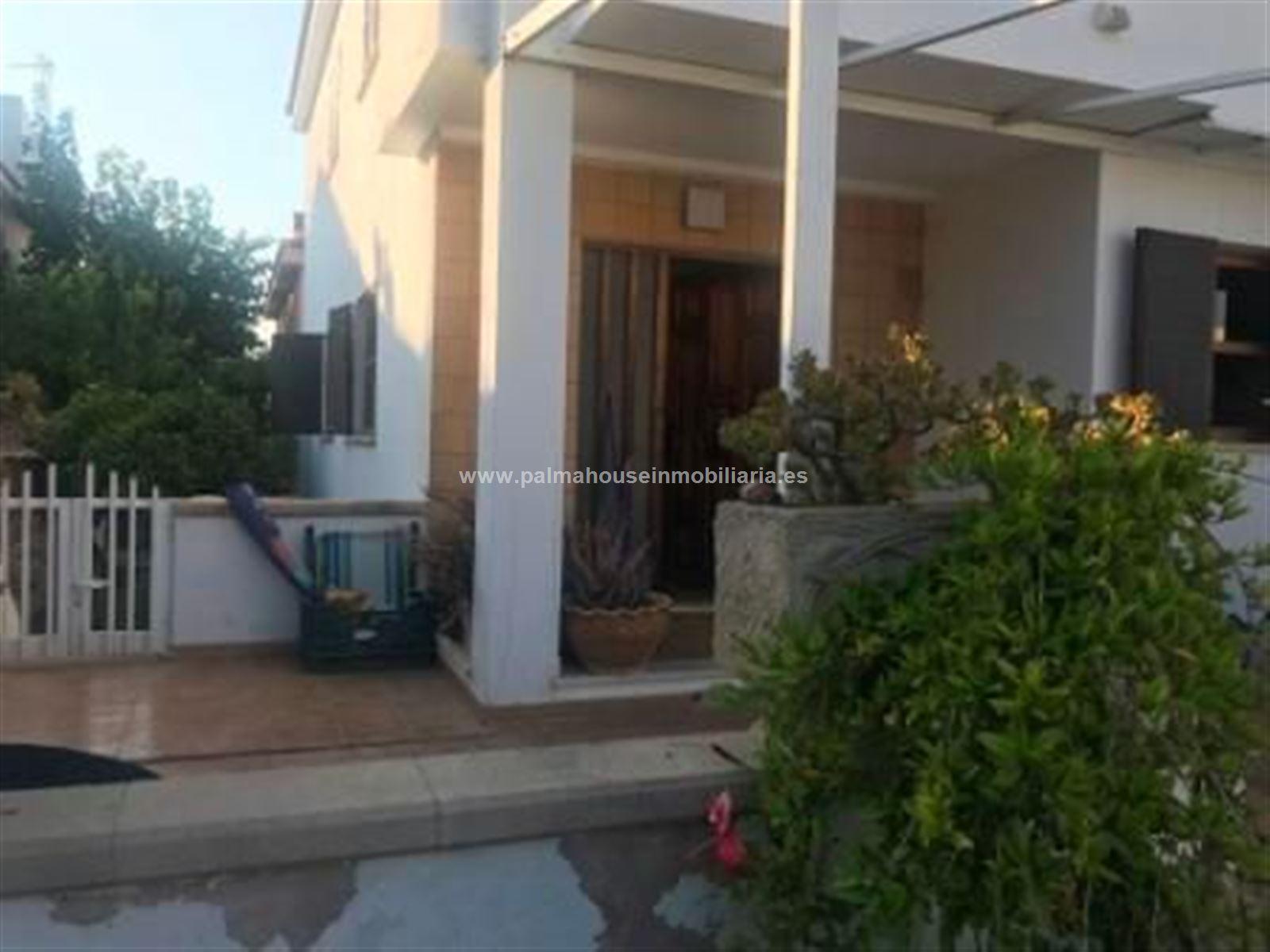 Casa  Santa margalida - can picafort. Casa con gran jardin y terraza y garage!!!