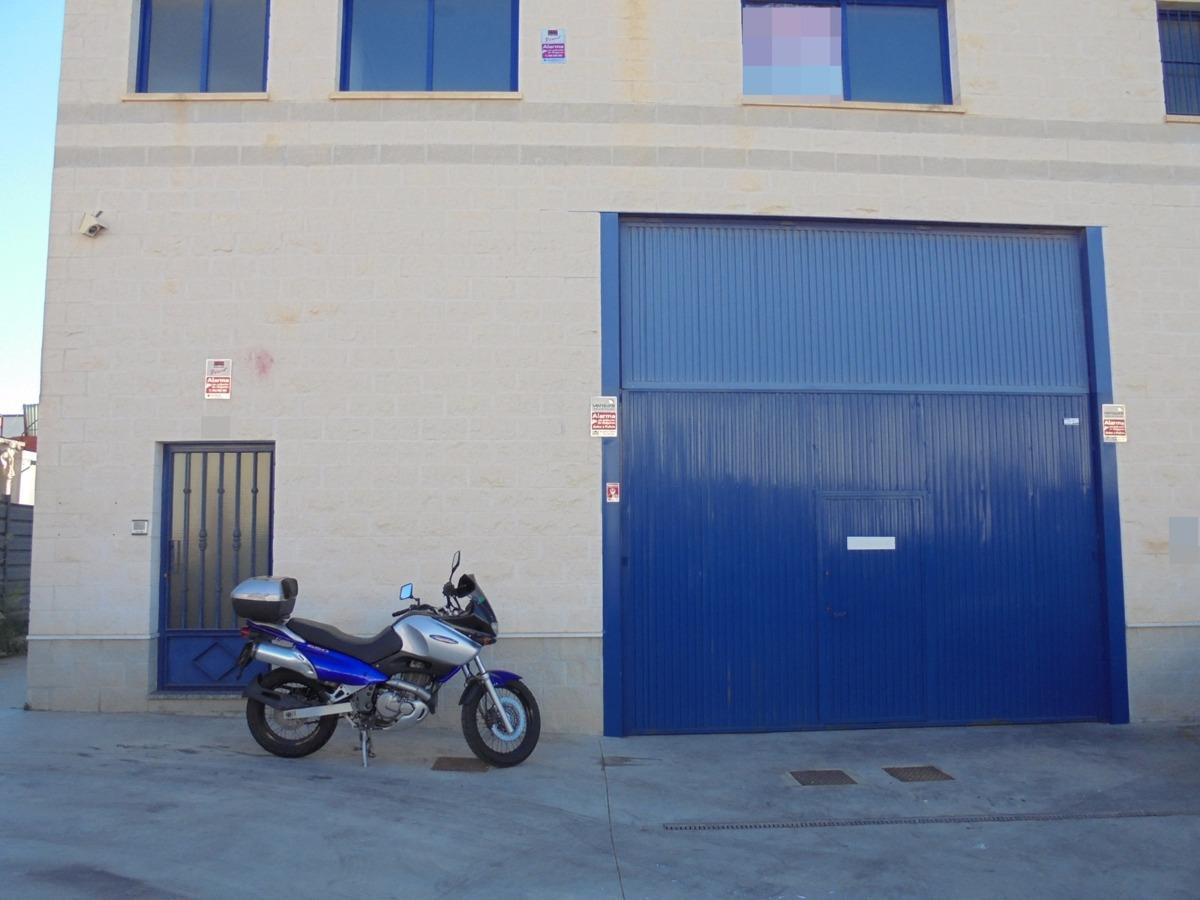 Alquiler Oficina  Santa pola ,zona industrial poligono in 2. Nave industrial en alquiler (entresuelo)