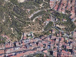 Viviendas en venta con terraza en Gràcia, Barcelona Capital