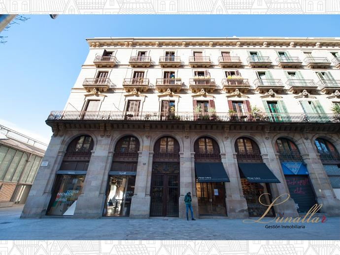 Foto 33 de Piso en Calle Born / Sant Pere, Sta. Caterina i la Ribera,  Barcelona Capital