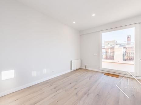 Áticos en venta con terraza en Salamanca, Madrid Capital