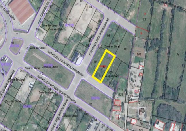 Urban plot in Alaior Poble. Finca rústica en Alaior
