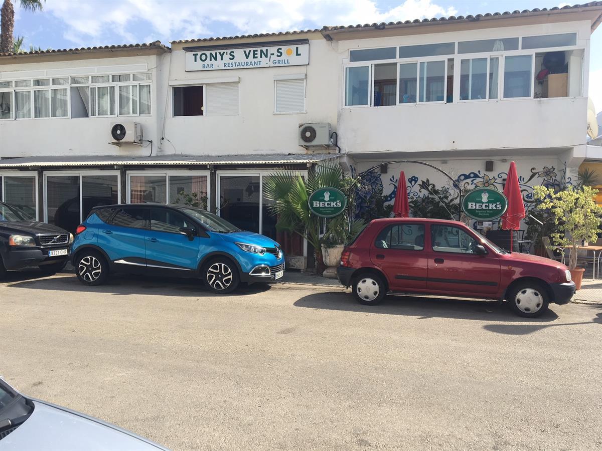 Local Comercial en Port d´Alcúdia-Platja dÁlcúdia. Nave en alcúdia