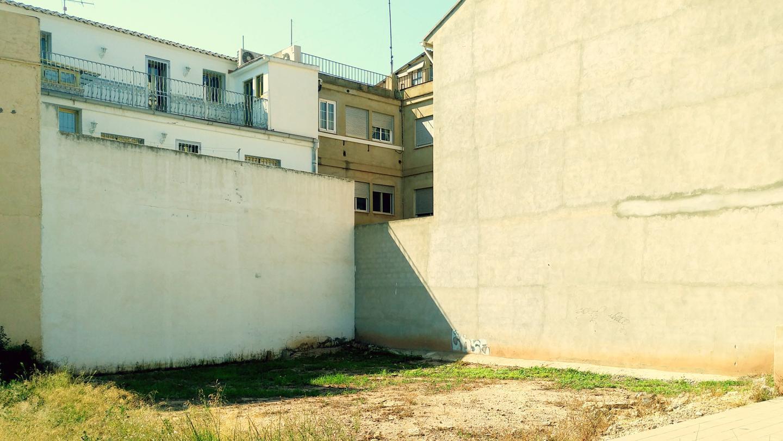 Terrain urbain  Calle valencia. Ha llegado el momento de realizar un sueño, el sueño de construi