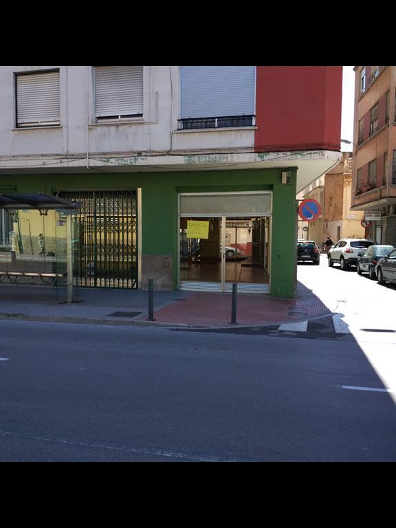 Lloguer Local Comercial  Ronda magdalena