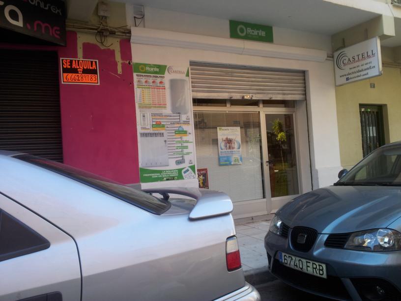 Lloguer Local Comercial  Calle taxida, 17