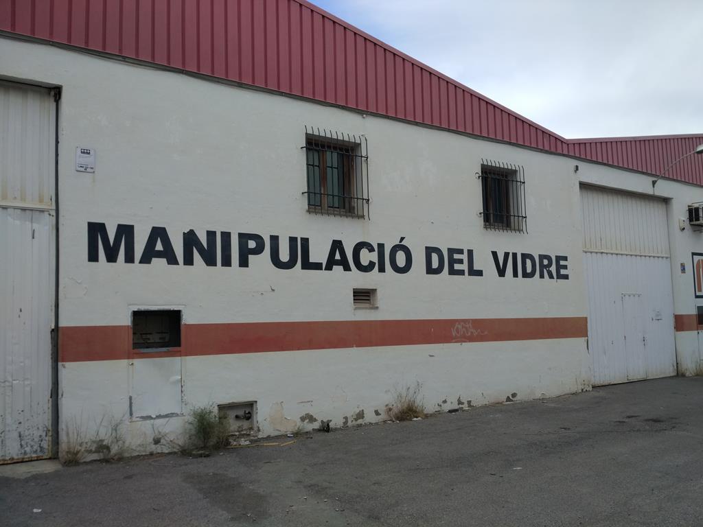 Miete Fabrikhalle  Calle industria