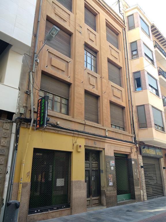 Edificio  Calle escultor viciano, 3