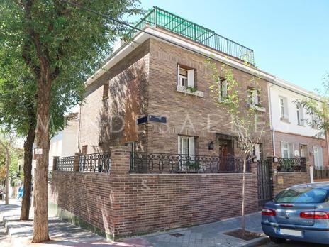 Casas adosadas en venta amuebladas en Salamanca, Madrid Capital