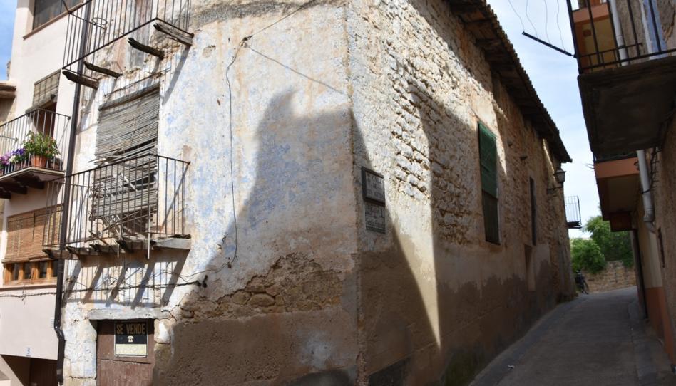 Foto 1 de Casa adosada en venta en Cretas, Teruel