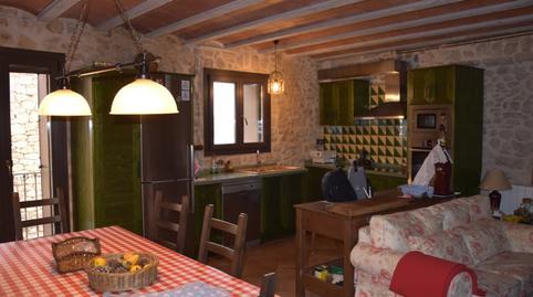 Foto 4 de Casa adosada en venta en Cretas, Teruel