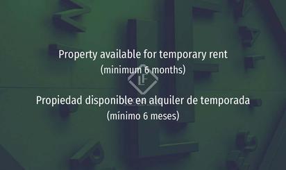Viviendas y casas de alquiler en Metro Monumental, Barcelona