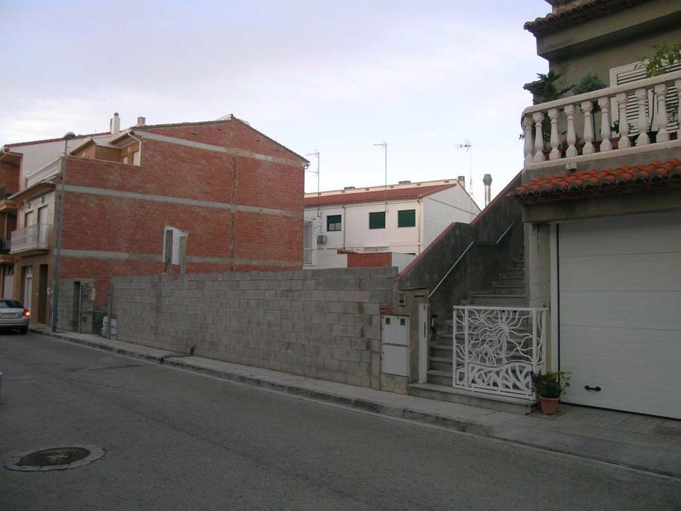 Solar urbà  Cl/marqués del turia s/n parcela 6c- 6d - 6e. ud.e
