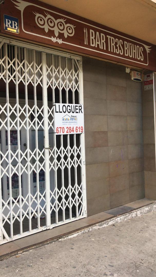 Lloguer Local Comercial  Calle cardenal belloch