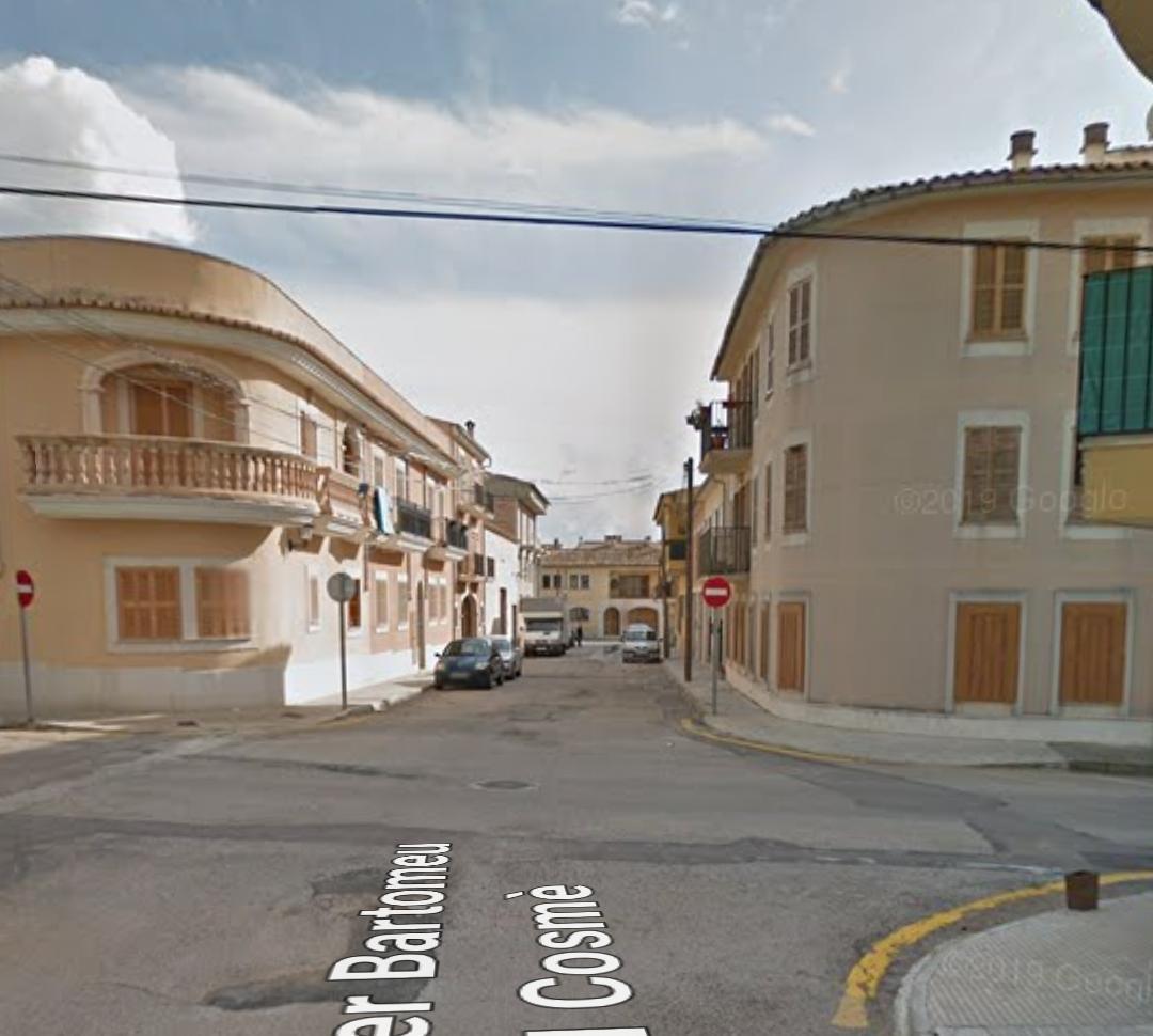 Solar urbano  Carrer ramon llull. Oportunidad terreno para edificar centro de consell , a 2 calles