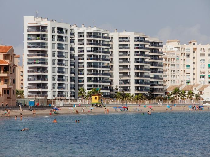 Apartamento en la manga del mar menor en calle gran v a de la manga km 13 5 142726125 fotocasa - Apartamentos baratos en la manga del mar menor ...