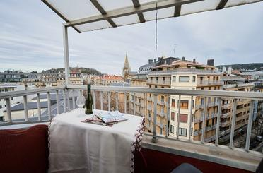 Ático de alquiler en Donostia - San Sebastián