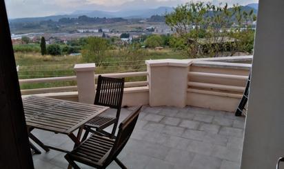 Viviendas de alquiler con terraza en Manresa