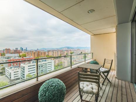 Apartamentos en venta con calefacción en Sant Adrià de Besòs