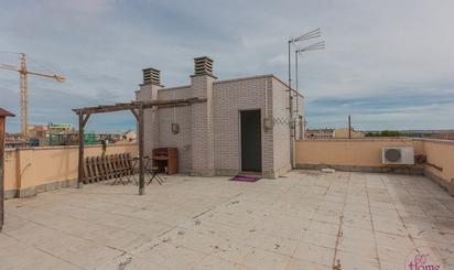 Pisos en venta con terraza en Villanueva de Gállego
