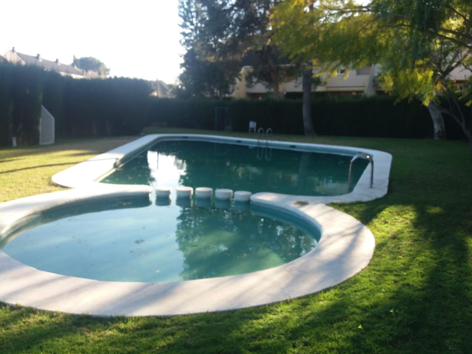 Location Maison  La cañada. Adosado en la cañada con piscina.