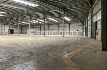 Nave industrial de alquiler en Parets del Vallès