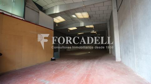 Foto 2 de Nave industrial de alquiler en Les Arenes - La Grípia  Can Montllor, Barcelona