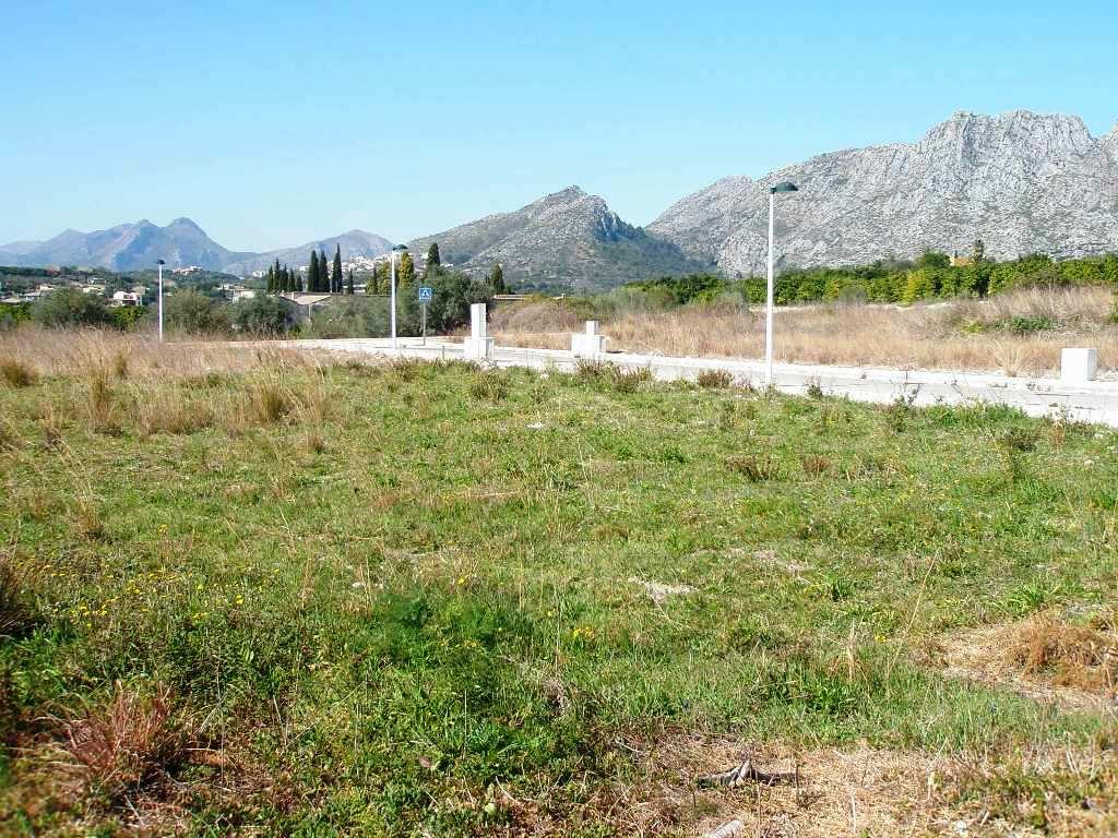 Solar urbà  Orba, zona de - Beniarbeig. Parcelas de 800 m2 sobre terreno totalmente plano con vistas pan
