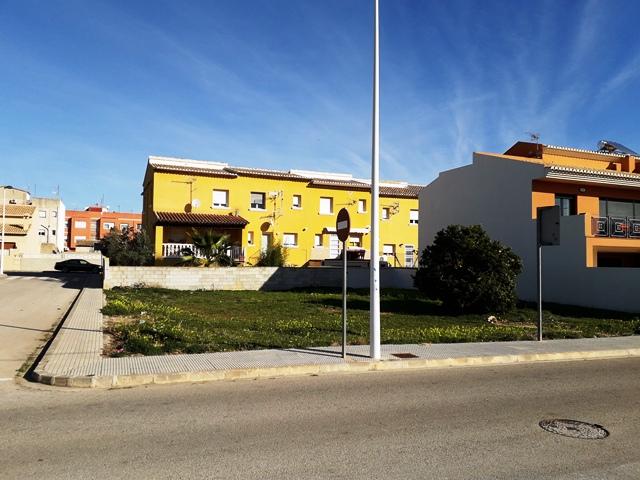 Solar urbà  Zona instituto de Beniarbeig. Se venden 2 parcelas urbanas por un total de 385 m2 en la zona d