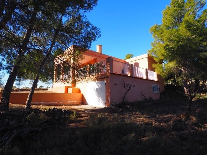 Casa  Villar del arzobispo ,tarragon. Chalet venta villar