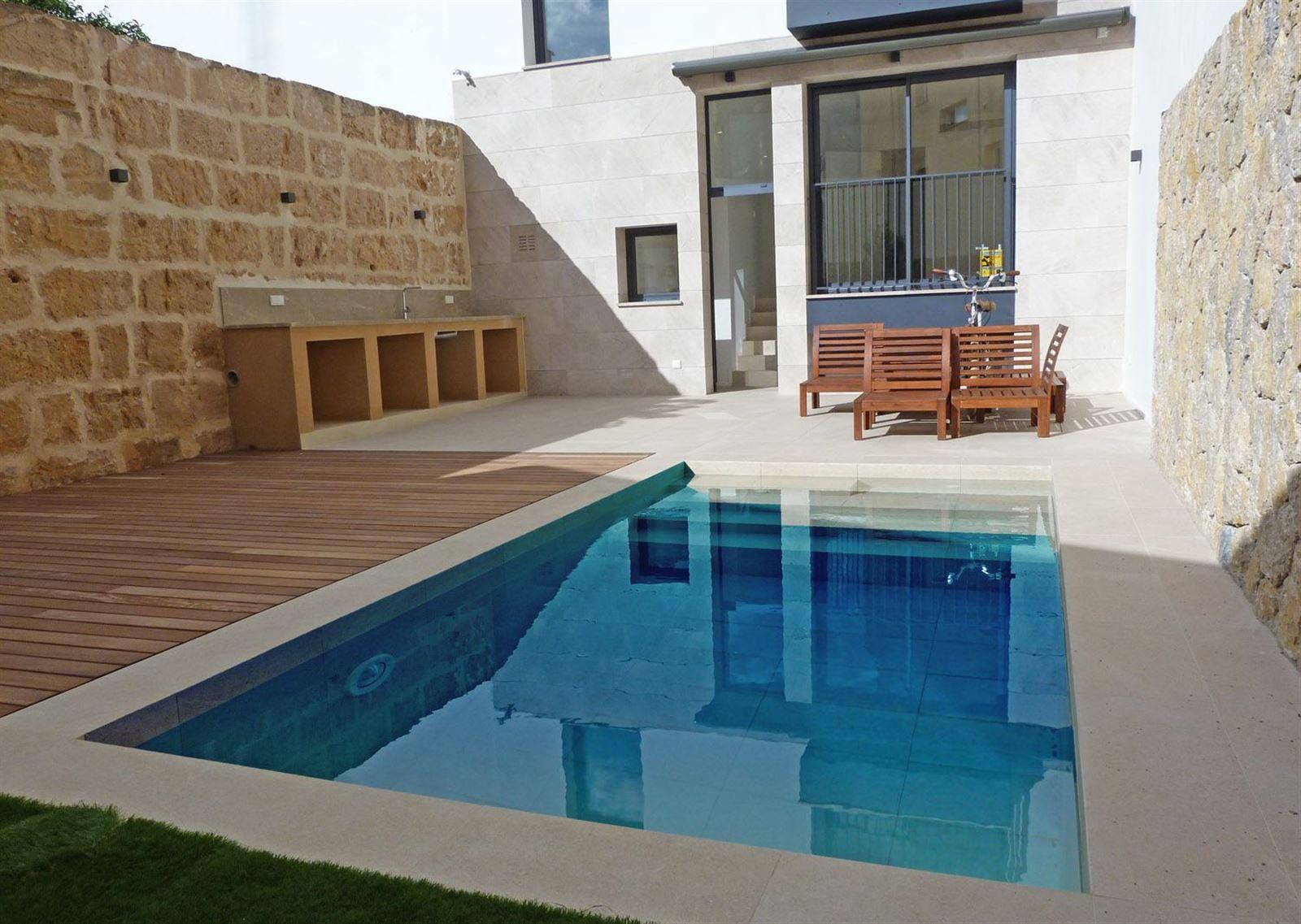 Piso  Palma de mallorca. Planta baja de nueva construccion con piscina privada