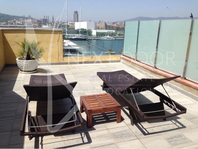 Foto 2 de Apartamento en  Passeig Joan De Borbo Comte De Barcelona (De), 30 / La Barceloneta,  Barcelona Capital