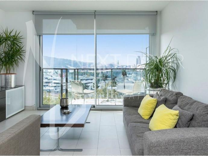 Foto 6 de Apartamento en  Passeig Joan De Borbo Comte De Barcelona (De), 30 / La Barceloneta,  Barcelona Capital