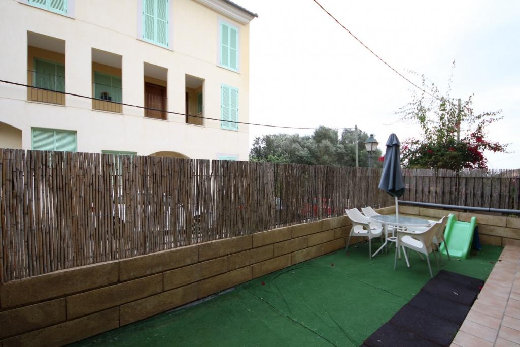 Pis  Vilafranca de bonany. Espaciosa planta baja con dos amplias terrazas.