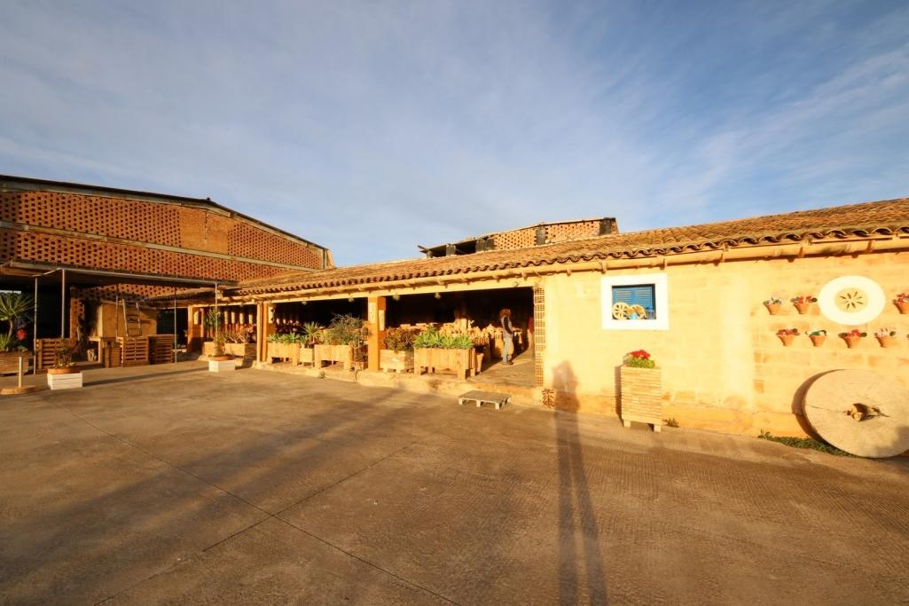 Geschäftsraum  Vilafranca de bonany. Nave de 1400m2 en villafranca de bonany