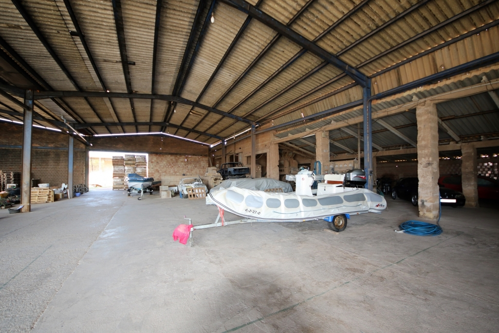 Geschäftsraum  Vilafranca de bonany. Se vende nave industrial en villafranca