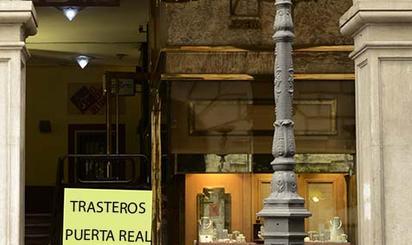 Trasteros en venta en Granada Capital
