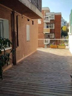 Lloguer Pis  Calle barón de la barre. Vallcarca baró de la barre 1 hab doble sin mjuebles terraza 40 m