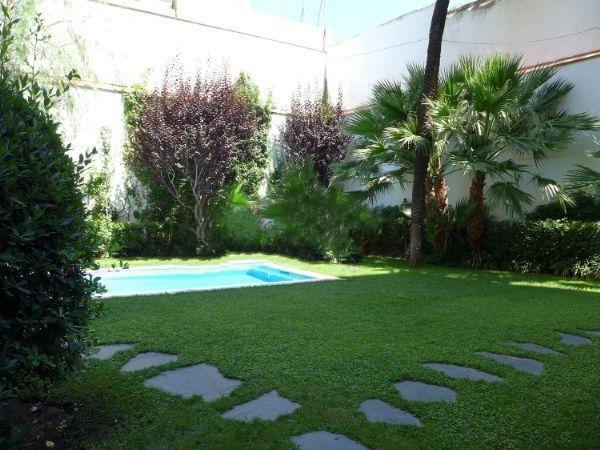 Lloguer Pis  Paseo paseo san gervasio. Paseo bonanova 1 habitación doble amueblados jardín y piscina