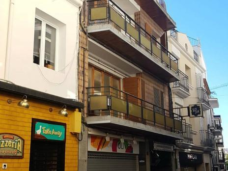 Edificios en venta con terraza en España