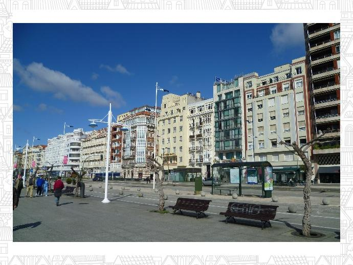 Piso en santander en puerto chico en santander calle for Calle castelar