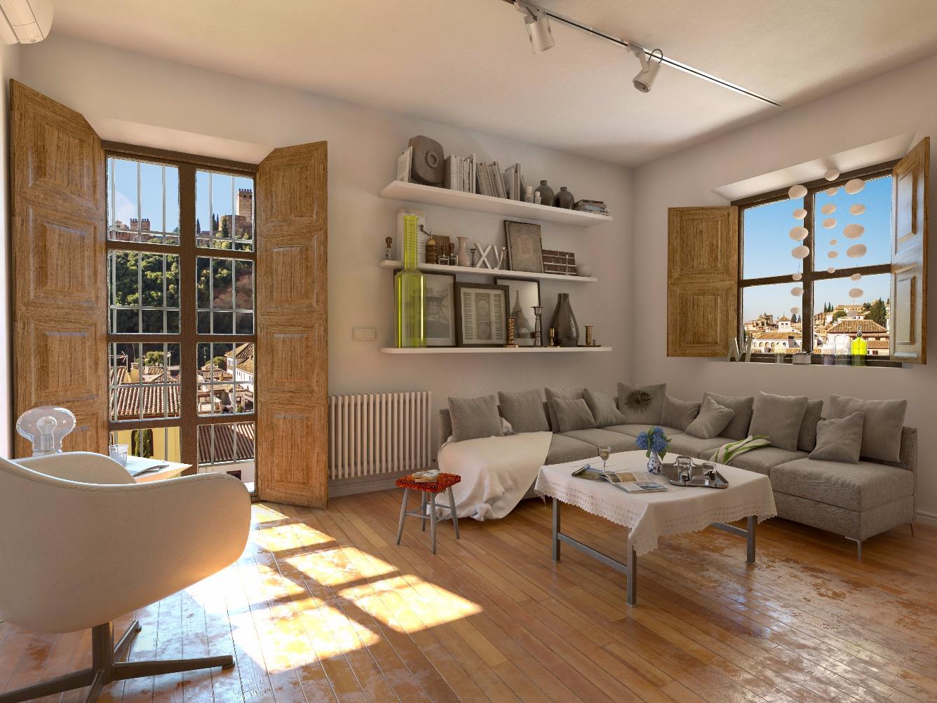 Apartamento en venta en Albaicín