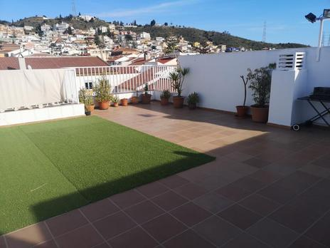 Áticos en venta en Málaga Capital