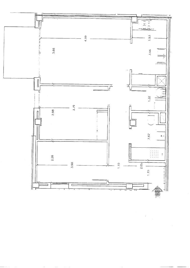 Lloguer Pis  Carrer ponent, 32. Piso sin muebles de 2 dormitorios en obra nueva con plaza de par