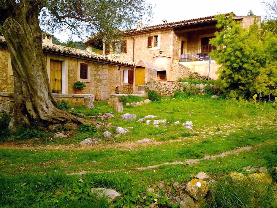 Casa  Tramuntana, zona de - banyalbufar